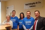 Niall Murphy & Co supports Headway's Run for Funds